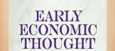 Early Economic Thought